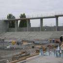 Aménagement de la tête du pont des postes et création d'une halle de glisse a Lille dans le cadre des festivités Lille 2004