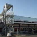 Restructuration du pavillon de la volaille au M.I.N. de Rungis