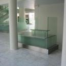 Restructuration du centre hospitalier Henri Dunant – serrurerie décorative