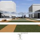 Centre commerciale « les Rives de l'Orne » à Caen