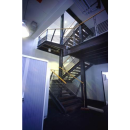 Réaménagement d'un ancien entrepôt en 2 plateaux de bureaux à Aubervilliers