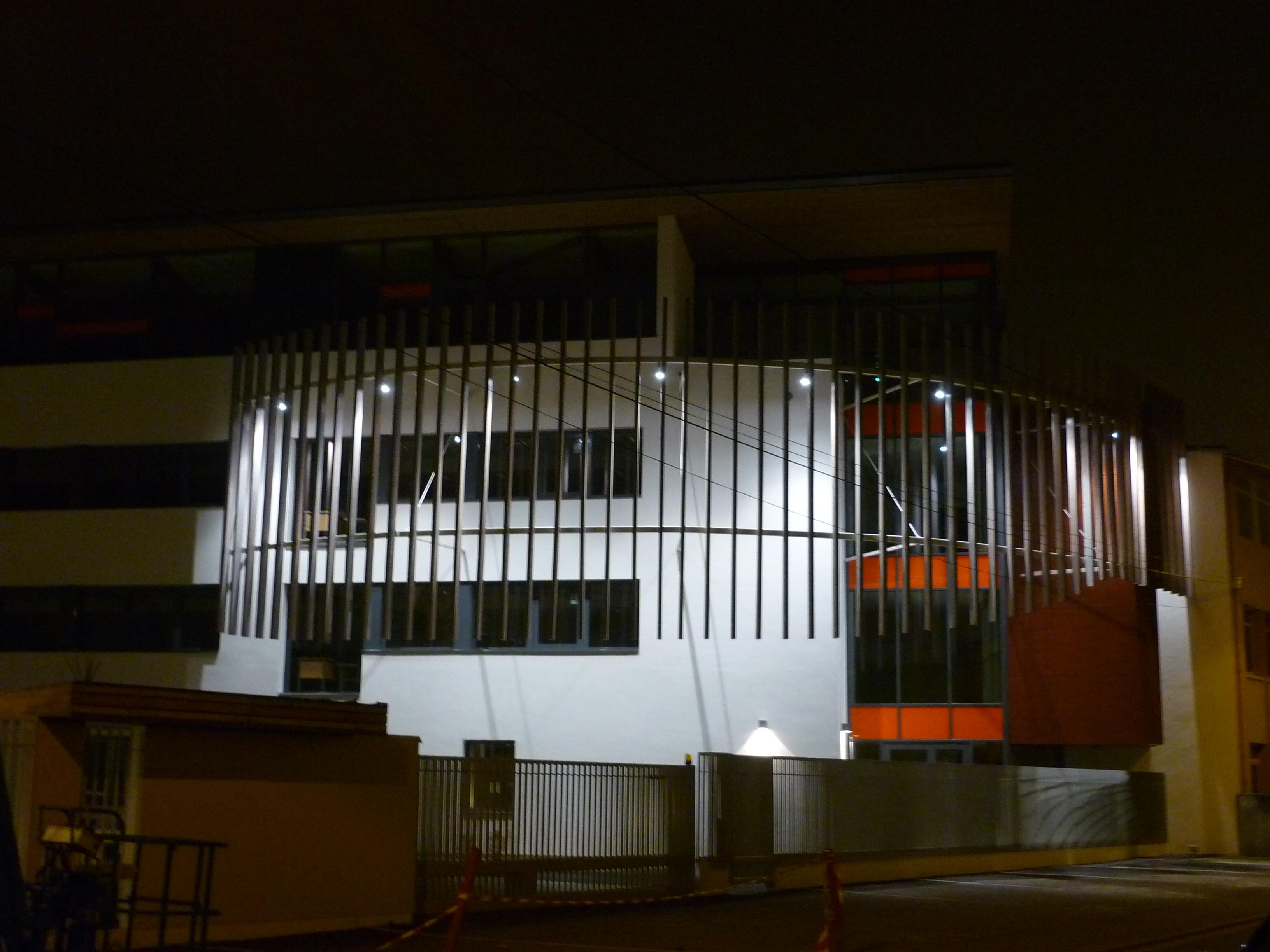 Extension des collège et lycée Saint Pierre Chanel – bâtiment B8
