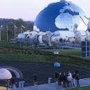 Construction du Centre d'Acquisition des Connaissances par l'Image à Toulouse