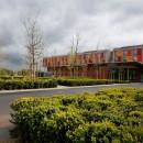 Construction du centre de formation et de séminaire du crédit mutuel les Gâtines à Verrières-le-Buisson