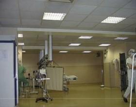 Réaménagement du bloc orthopédie de la clinique Sainte Croix au Mans