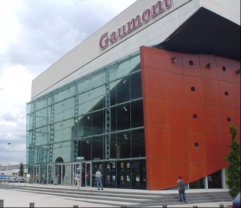 Construction d'un multiplexe cinématographique à Angers