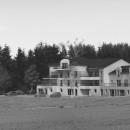 Construction de 18 logements collectifs BBC à Haucourt Moulaine