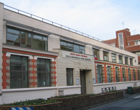 Extension et réhabilitation du groupe scolaire Henri Barbusse à Alfortville (94)
