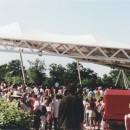 Espace concert du parc floral à Paris
