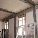 Réhabilitation d'un immeuble rue Monceau à Paris