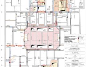 Restructuration d'un immeuble de bureaux rue d'Anjou – 75008 Paris