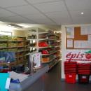 Construction d'un atelier linge et d'une épicerie solidaire à Thionville (57)