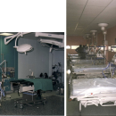 Reconstruction de 10 plateaux hospitaliers université Ege d'Izmir (Turquie)