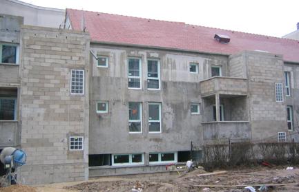 Achèvement d'un immeuble d'habitation de 37 logements ZAC Paul Bert OPHLM de Villejuif