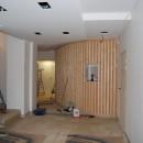 Réamenagement et rénovation du rez de chaussée du bâtiment de la mairie de Manom
