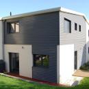 Construction d'une maison à Manom