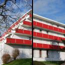 Rénovation de l'ensemble immobilier des « terrasses Saint Pierre » à Thionville