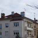 Aménagement du rez-de-chaussée d'une maison d'habitation avenue du comte Henry à Thionville