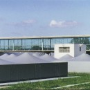 Aménagement de l'usine de traitement d'eaux de la Vilaine à Ferel