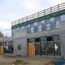 Construction de la maison de l'enfance et de la famille à Villebon sur Yvette