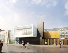 Extension rénovation de la restauration scolaire – Collège et lycée Saint Pierre Chanel de Thionville